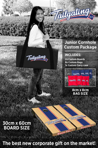 Junior Cornhole Set