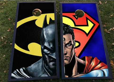 Superhero Set - Batman & Superman