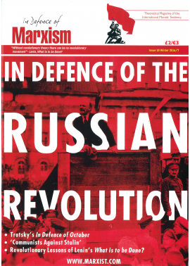 In Defence of Marxism Issue 18 (Winter 2016-17)