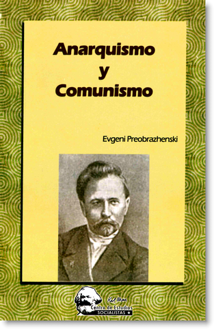 Anarchismo y comunismo