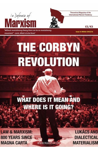 In Defence of Marxism Issue 14 (Winter 2015-2016)