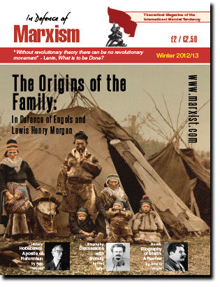 In Defence of Marxism Issue 3 (Winter 2012–13)