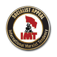 Socialist Appeal / IMT Pin