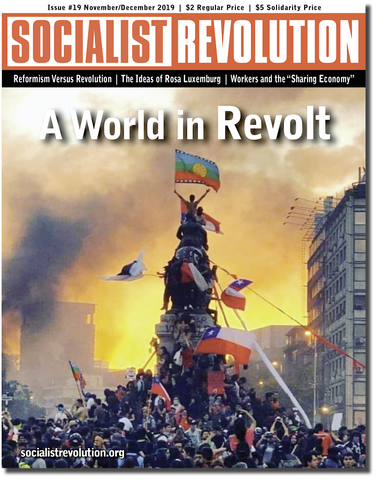Socialist Revolution Magazine Issue 19
