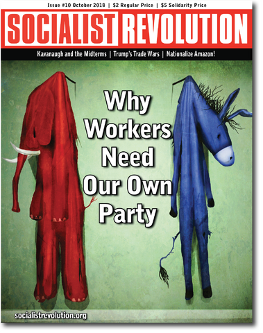 Socialist Revolution Magazine Issue 10