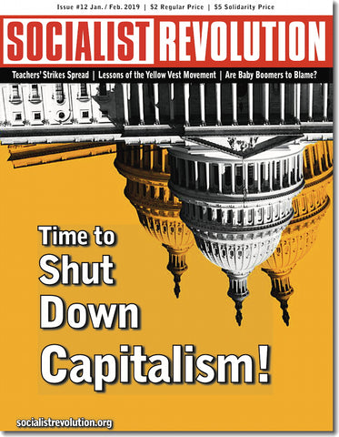 Socialist Revolution Magazine Issue 12