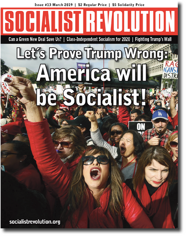 Socialist Revolution Magazine Issue 13