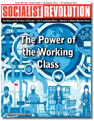 Socialist Revolution Magazine Issue 16