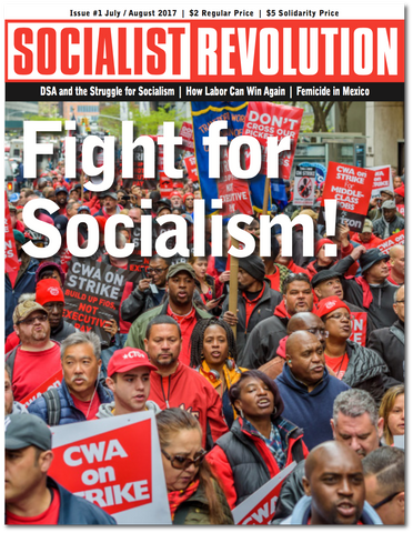 Socialist Revolution Magazine Issue 1