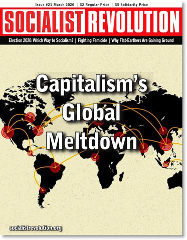 Socialist Revolution Magazine Issue 21