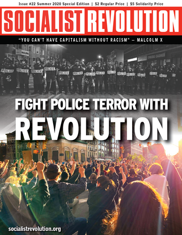 Socialist Revolution Magazine Issue 22
