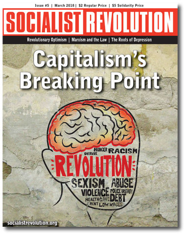 Socialist Revolution Magazine Issue 5