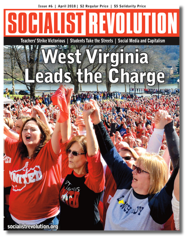 Socialist Revolution Magazine Issue 6