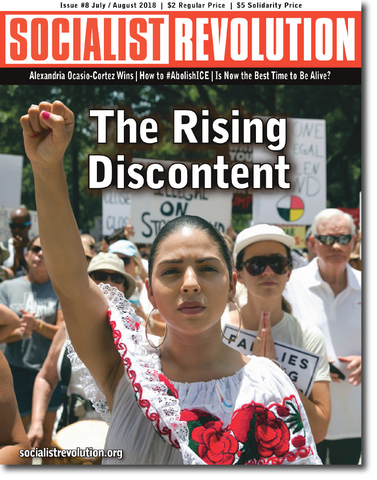Socialist Revolution Magazine Issue 8