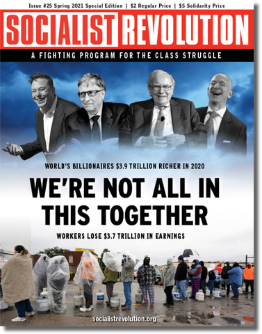 Socialist Revolution Magazine Issue 25