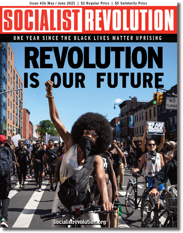 Socialist Revolution Magazine Issue 26