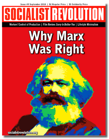 Socialist Revolution Magazine Issue 9