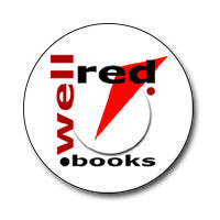"Wellred Books Logo 1"" Button"