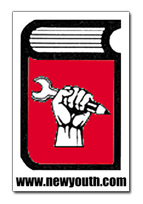 Youth for International Socialism (YFIS) Logo Sticker