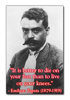 Emiliano Zapata Sticker