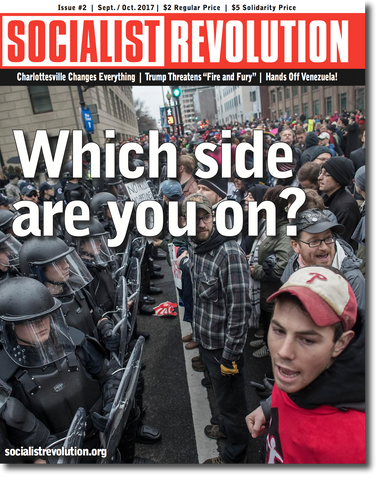 Socialist Revolution Magazine Issue 2