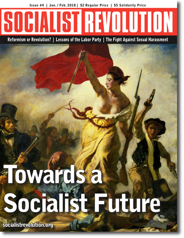 Socialist Revolution Magazine Issue 4