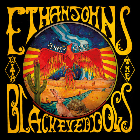 Ethan Johns With The Black Eyed Dogs - Anamnesis Double LP (Pre-Order)