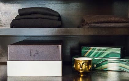 LA LEATHER BOXES