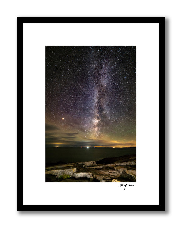 Schoodic Summer Milky Way (Maine)