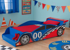 KidKraft Toddler Car Bedroom