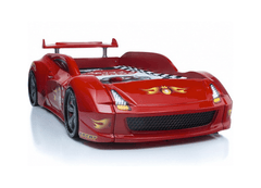 Speedster Avenger red car bed
