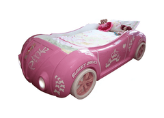 Speedster Buttercup girls car bed