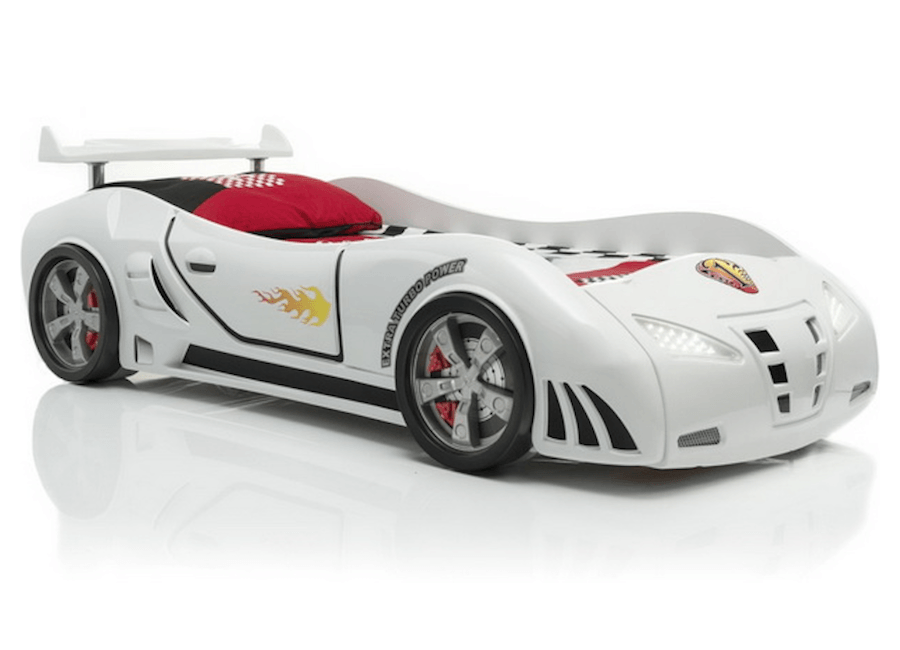 Speedster Ventura white car bed