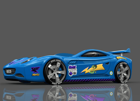 Speedster Viper in Blue