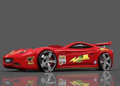 Speedster Viper in Red