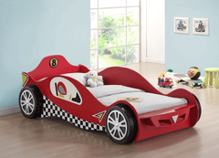 Speedy Sleeper racing car bedroom