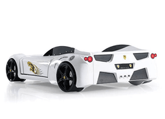 Super Spyder in White