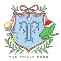 The Frilly Frog