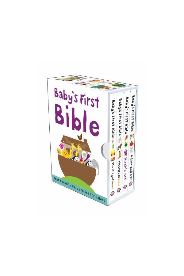 Baby's First Bible Set