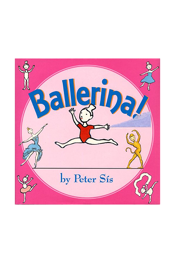 Ballerina Board Book
