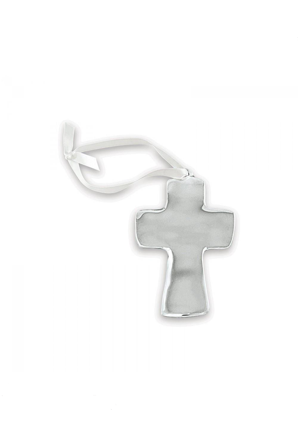 Baby Athens Cross Ornament