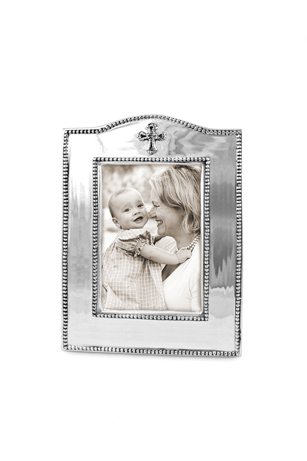 Baby Cross Vertical Frame