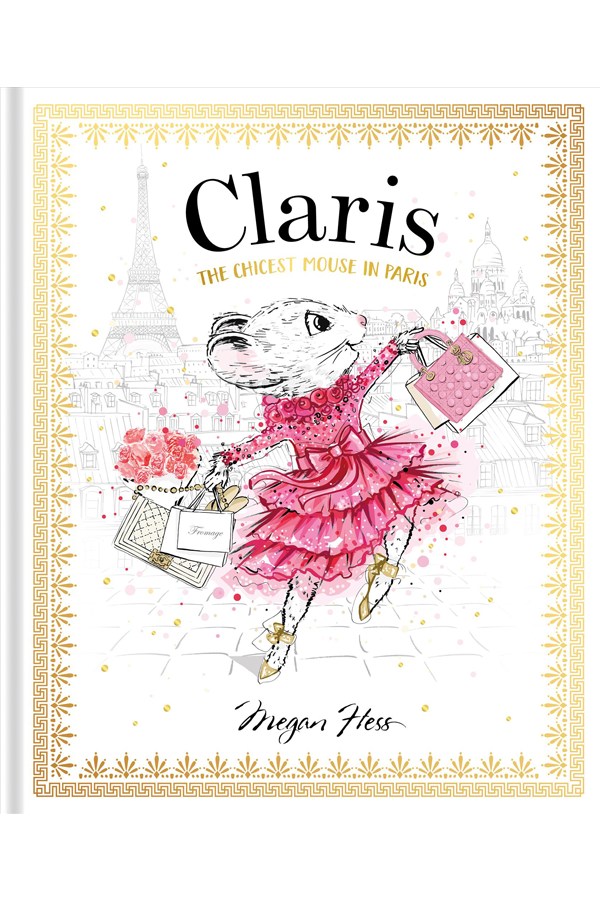 Claris - The Chicest Mouse in Paris