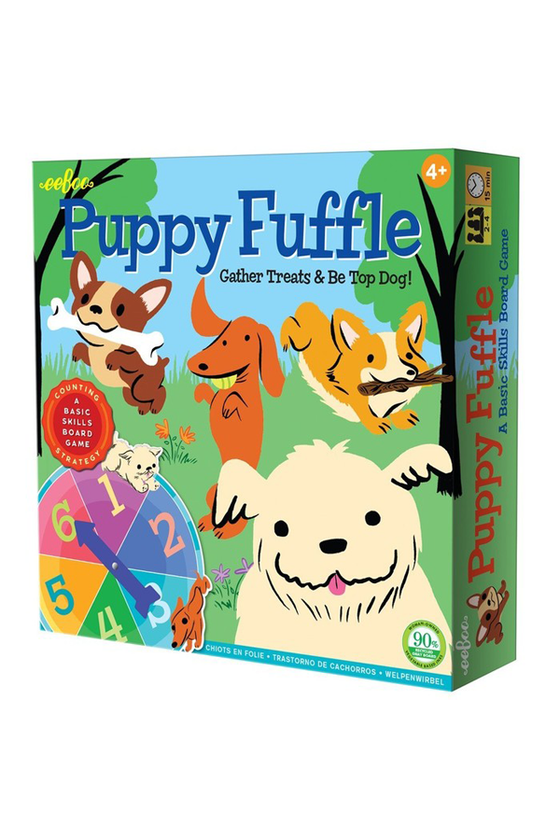 Good Puppy Fuffle Game