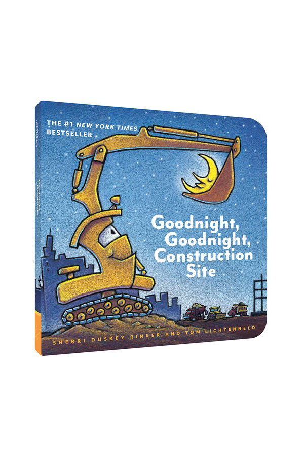 Goodnight, Goodnight Construction Site Board Book
