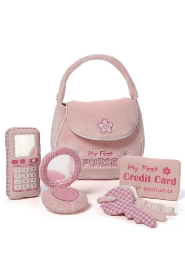 My 1st Purse Playset