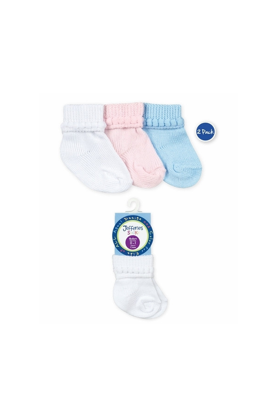 Socks Bubble Bootie - Two Pack