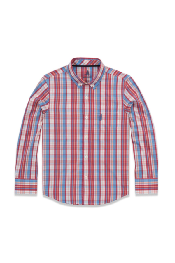 McCallister Jr. Prep-Formance Button Down Shirt