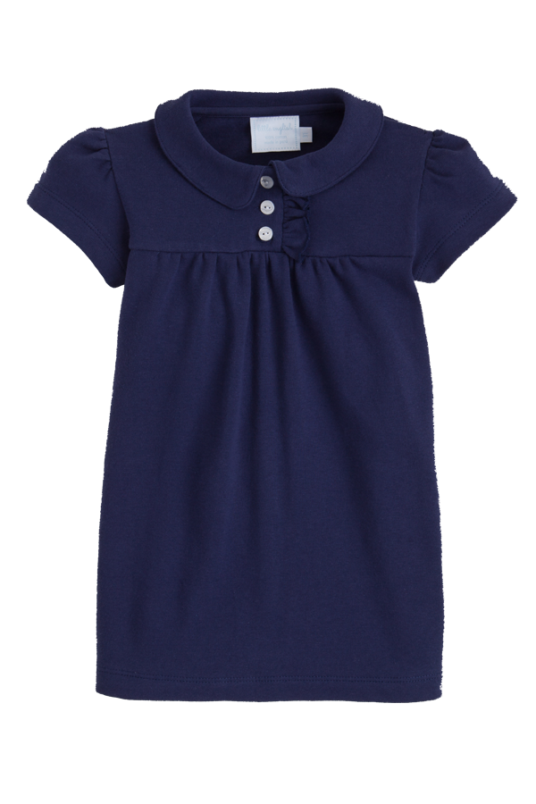 Patty Dress - Navy