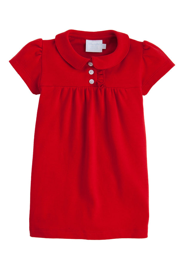 Patty Dress - Red